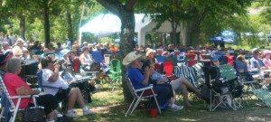 Graves Mountain Lodge Bluegrass Festival