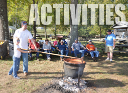 Activities At Graves Mountain Lodge