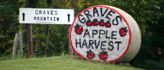 Graves Mountain Apple Harvest Festival