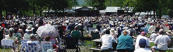 Graves Mountain Bluegrass Music Festival
