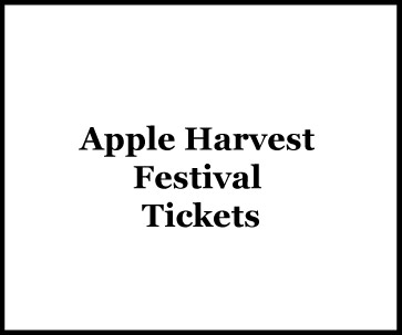 Buy Graves Mountain Apple Harvest Festival Tickets