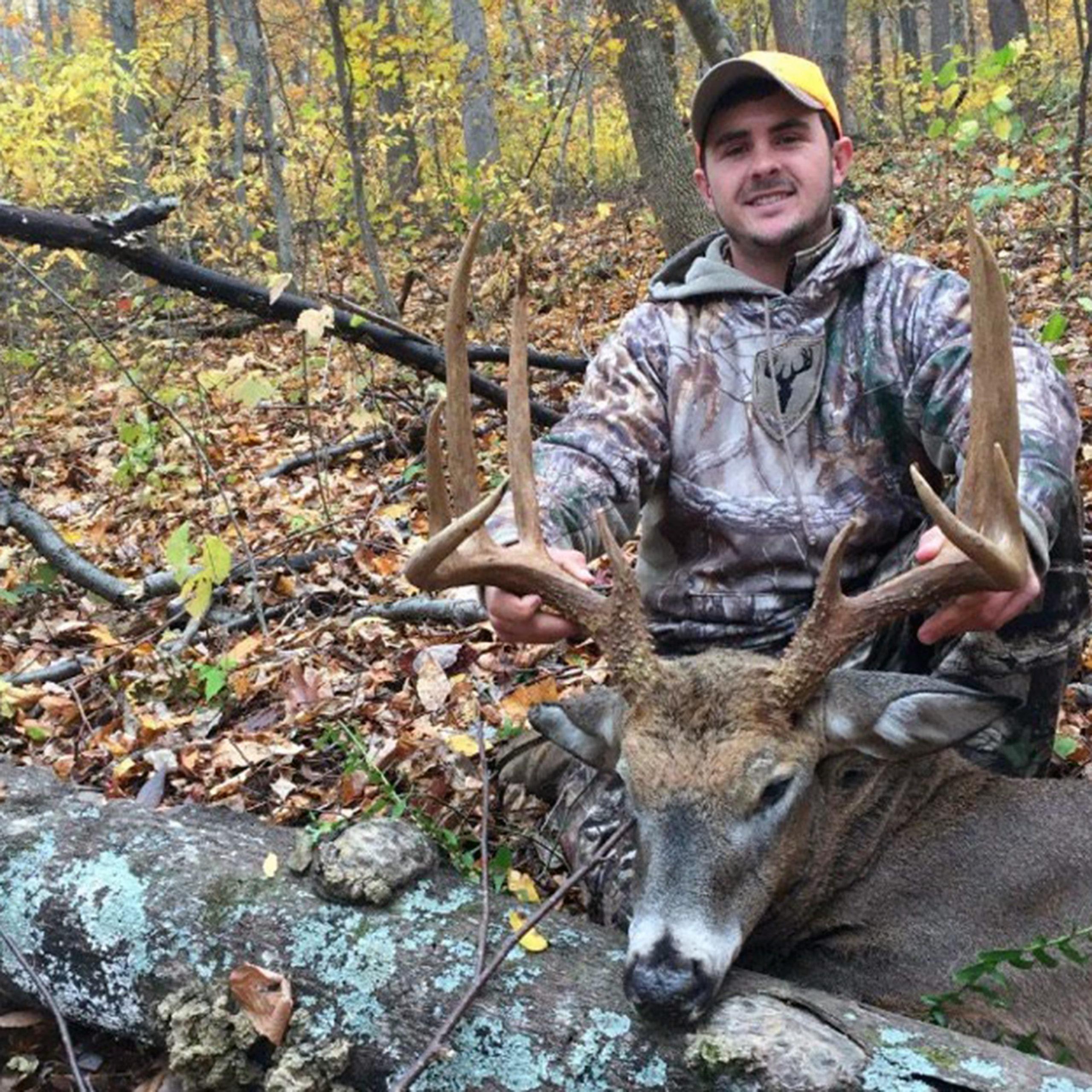 Deer Hunting at Graves Mountain Farm & Lodges i Syria VA on the Blue Ridge of VA
