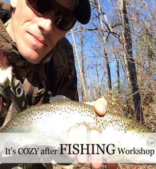 Mountain Stream Fly Fishing Winter Workshops at Graves Mountain