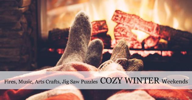 Graves Cozy Winter Weekends