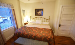 Dogwood Vacation Rental - Graves Mountain Bedroom 1- one King