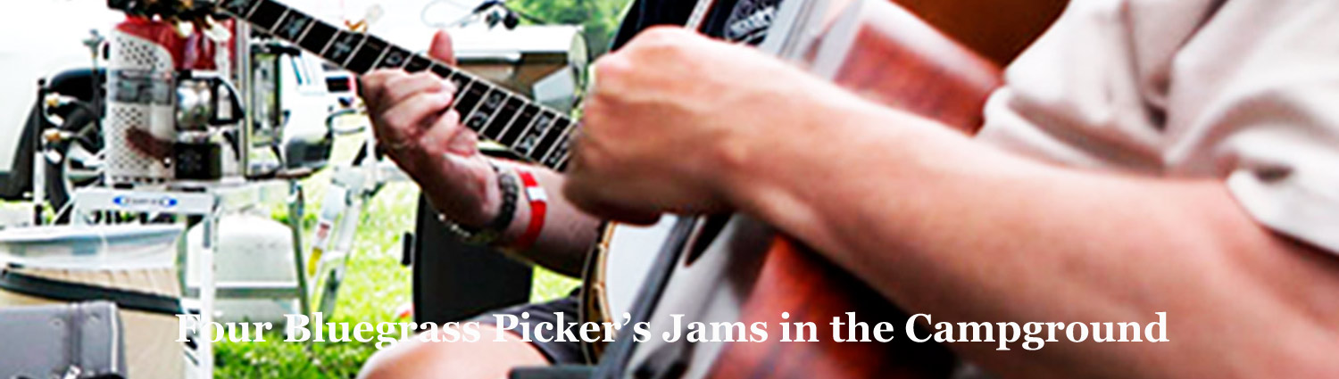 Bluegrass Jams at Graves Mountain Farm & Lodges
