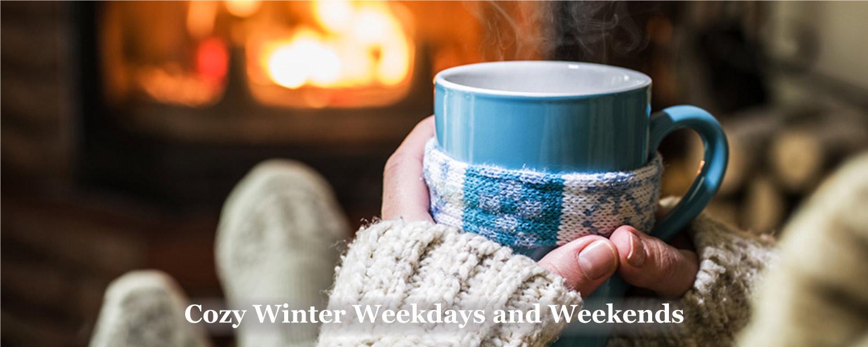 Cozy Winter Escapes to VA Blue Ridge at Graves Farm & Lodges
