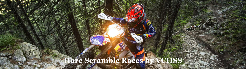 VCHSS Hare Scramble Races at Graves Mountain