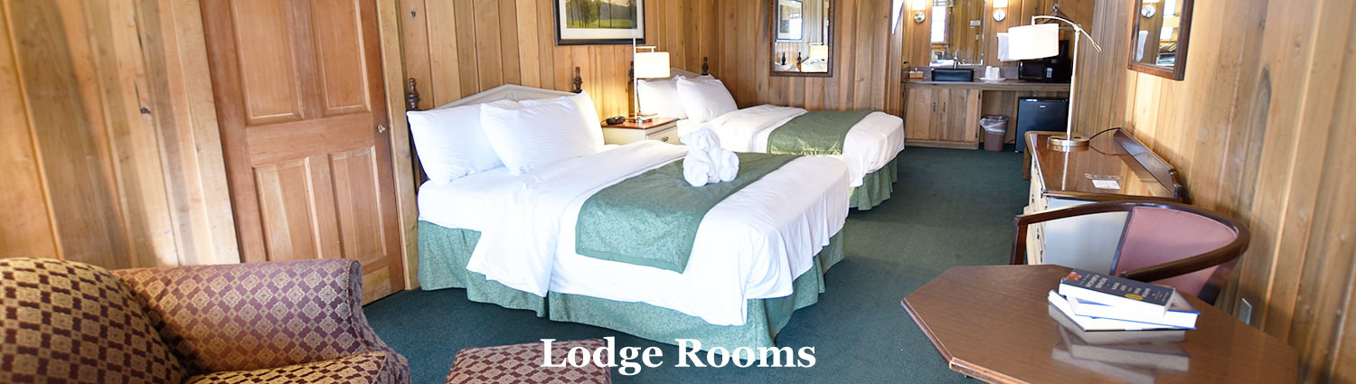 Lodge Room Explanations at Graves Mountain