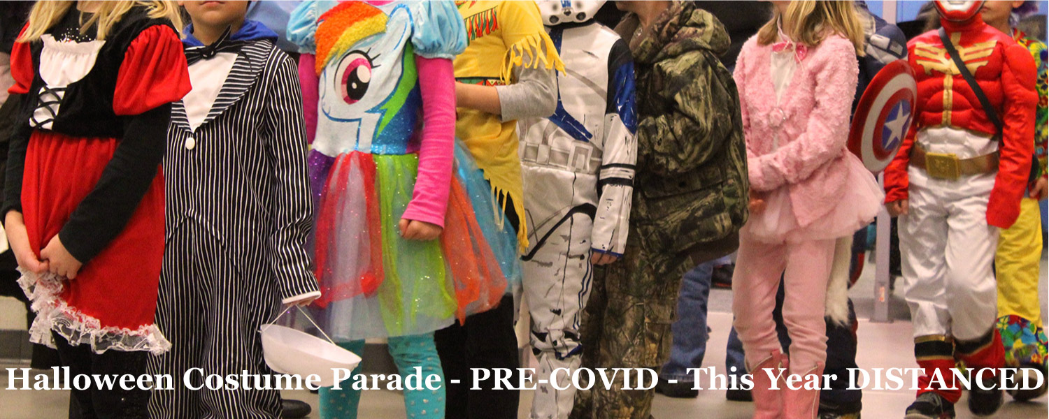 Halloween Costume Parade at Graves Mountain Farm & Lodges