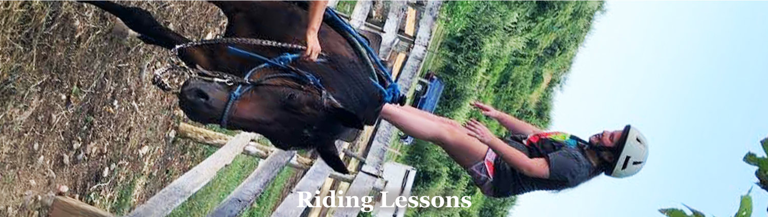 Riding Lessons at Graves Mountain Farm & Lodges - the Blue Ridge