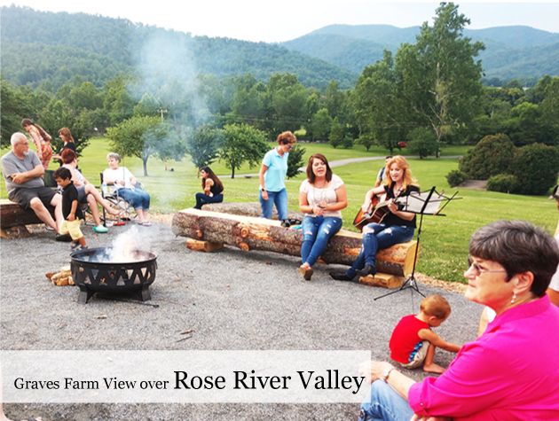 Blue Ridge Resort - economy - Graves Mountain Farm