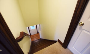 Stairs to all Bedrooms