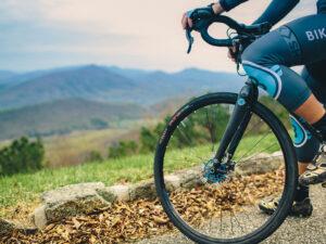 Road Biking from Graves Mountain Farm & Lodges - through the Blue Ridge