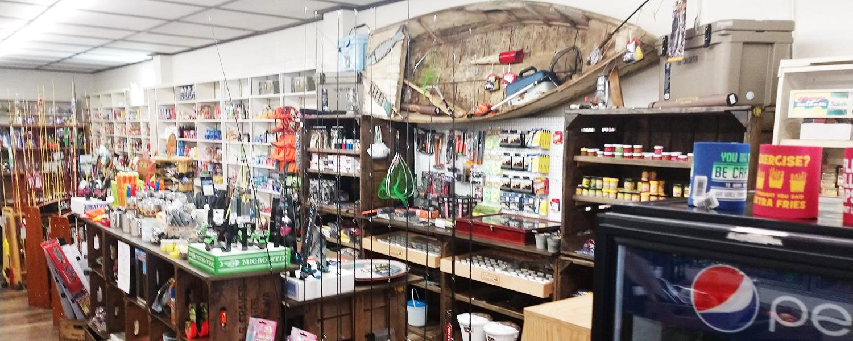 Graves Mountain Market - Deli & Tackle