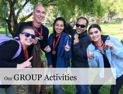 Group activties for meetings at Blur Ridge VA meetings lodge hotel - Graves Mountain Farm & Lodges, Syria VA