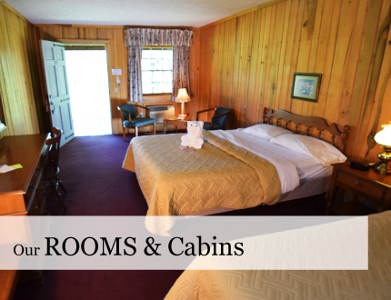 Rooms and Cabins for Country Retreats and Meetings by the VA BLue Ridge - at Graves Mountain Farm & Lodges
