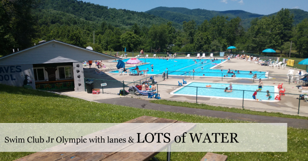 Madison County Pool Swim Club - low cost memberships