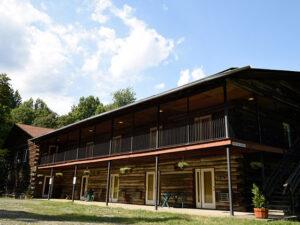 Poplar Lodge - exterior