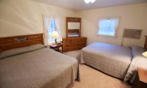 Bedroom # 2 - Two Queens