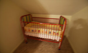 Alcove in Bedroom 2 with Cot