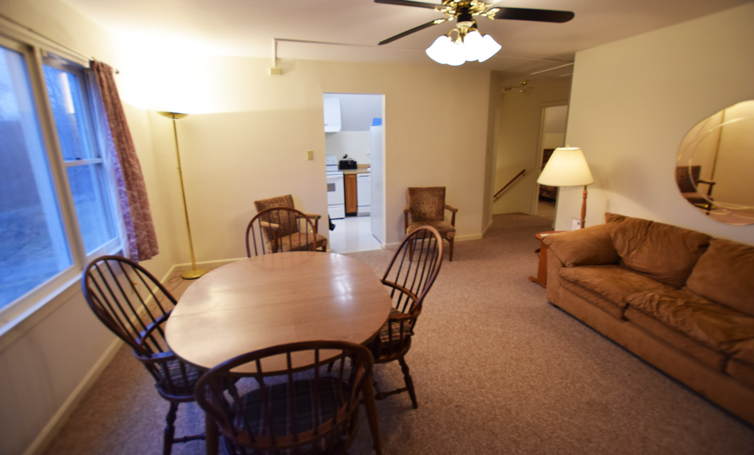 Living - Dining Area