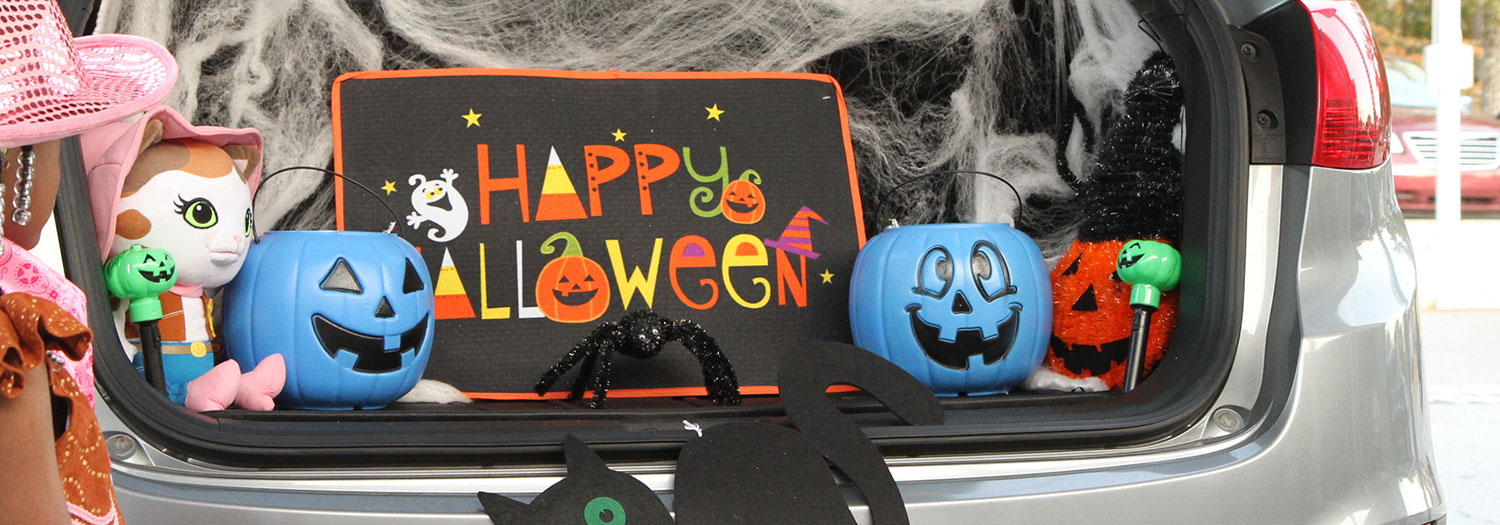 Trunk n Treat at Graves Mountain Market