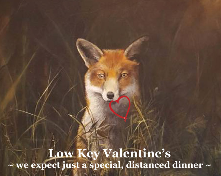 Low Key Valentine's Day at Graves Mountain Farm & Lodges