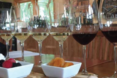 Wine Tasting at the 4 nearby vineyards - Graves Mountain farm & Lodges