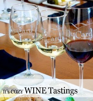 Wine Tastings of local fine wine at Graves Mountain